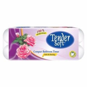 Picture of Tender Soft Toilet Tissue Rolls