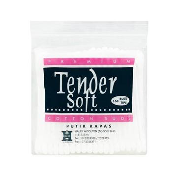 Picture of Tender Soft Cotton Ear Buds