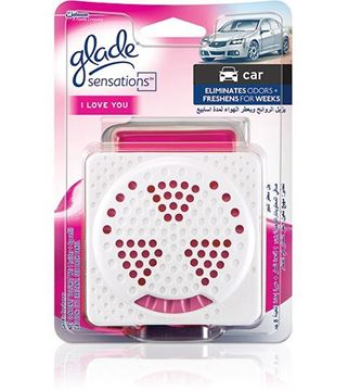 Picture of Glade Sensation Car Fresher I Love You
