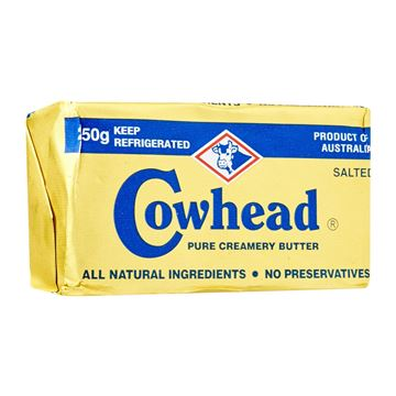 Picture of COWHEAD Butter SALTED (Chilled)