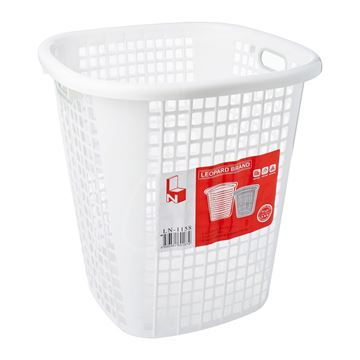 Picture of Leopard Laundry Basket LN 1158