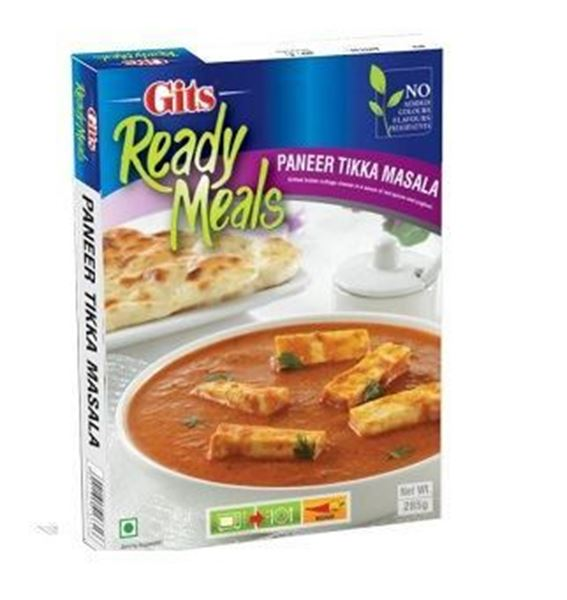 Picture of GITS Ready to Eat Paneer Tikka Masala