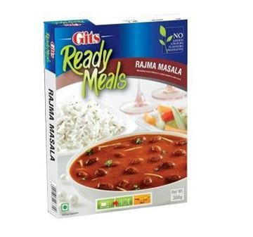 Picture of GITS Ready to Eat Rajma Masala