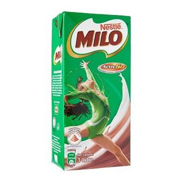 Picture of MILO ACTIV  GO UHT Chocolate Malt Packet Drink