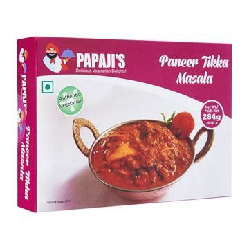 Picture of PAPAJI'S Paneer Tikka Masala - Frozen