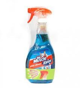 Picture of Mr Muscle Glass Cleaner Bottle