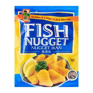 Picture of Bibik's Choice Fish Nuggets  - Frozen (USA)