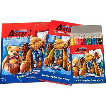 Picture of A-Star Colour Pencil Short