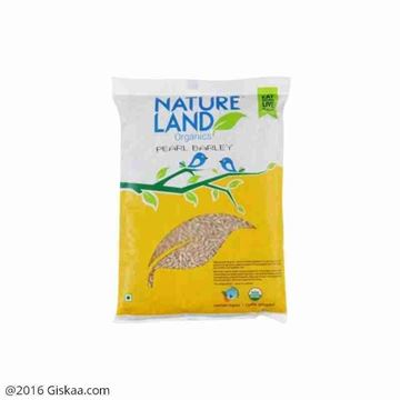 Picture of NATURELAND Pearl Barley (Certified ORGANIC)