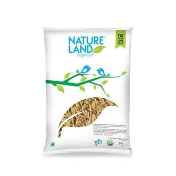 Picture of NATURELAND Brown Rice Premium Quality (Certified ORGANIC)