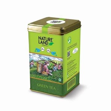 Picture of NATURELAND CTC Green Tea (Certified ORGANIC)