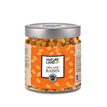 Picture of NATURELAND Raisins (Certified ORGANIC)