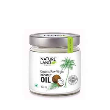 Picture of NATURELAND Coconut Oil (Certified ORGANIC)