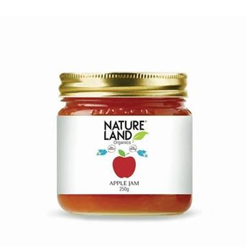 Picture of NATURELAND Apple Jam (Certified ORGANIC)