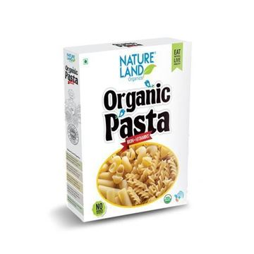 Picture of NATURELAND Pasta Fusilli (Certified ORGANIC)