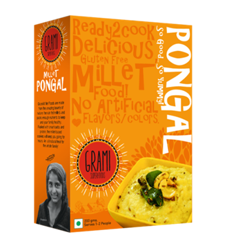 Picture of Grami Millet Pongal Mix (Certified ORGANIC)