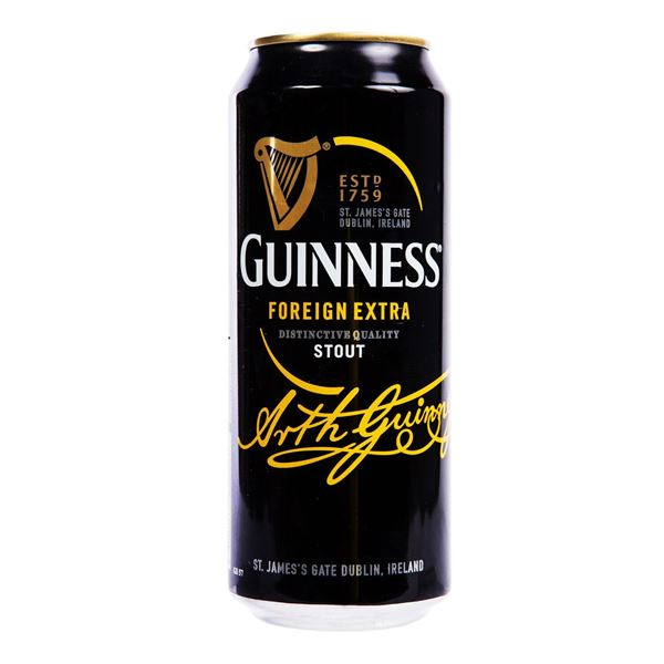 Picture of Guiness Extra Stout Beer