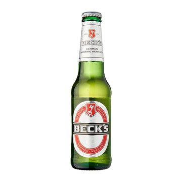 Picture of Becks Beer Bottle