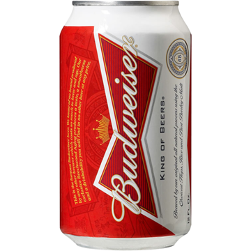 Picture of Budweiser American Beer