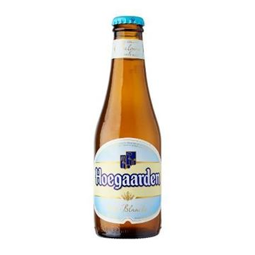Picture of Hoegaarden Belgian White Beer Bottle
