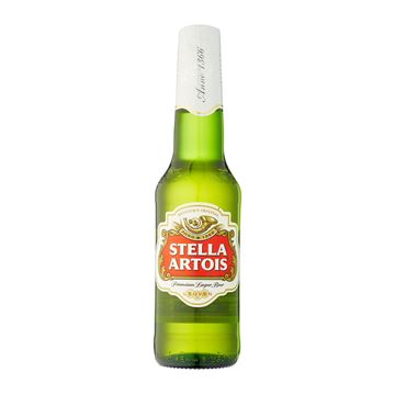 Picture of Stella Artois Beer Bottle