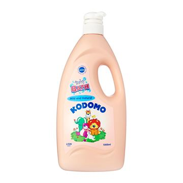 Picture of Kodomo Baby Bath Mild and Natural Wash