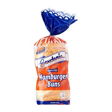 Picture of Gardenia Hamburger Buns
