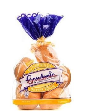Picture of Gardenia Butter Rolls