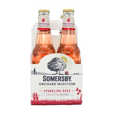 Picture of Somersby Rose  Cider