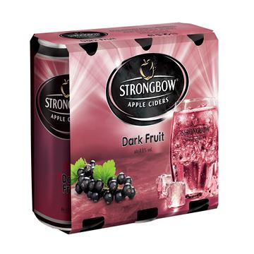 Picture of Strongbow Dark Fruit Apple Cider