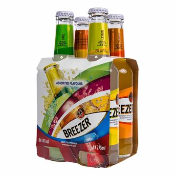 Picture of Baccardi Breezer Assorted Flavors