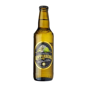 Picture of Kopparberg Premium Cider    Elderflower & Lime