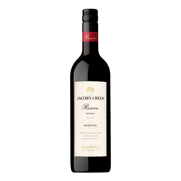 Picture of Jacob's Creek Reserve Barossa Shiraz