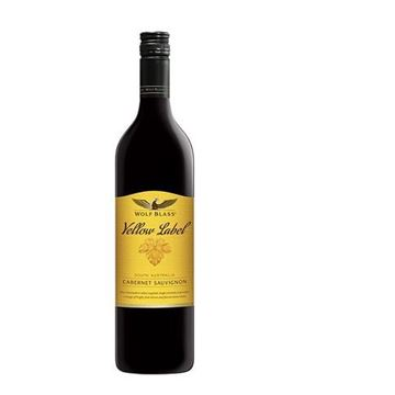 Picture of Wolf Blass Yellow Label Cabernet Sauvignon