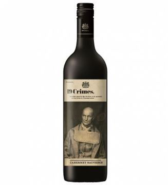 Picture of 19 Crimes Cabernet Sauvignon