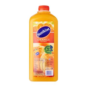 Picture of Sunkist Orange Juice Drink