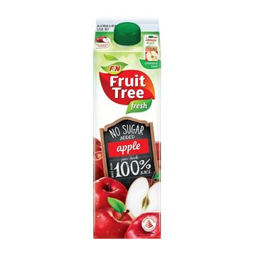 Picture of F&N Fruit Tree Fresh Apple    No Added Sugar