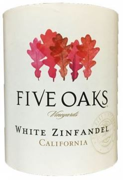 Picture of Five Oaks White Zinfadel