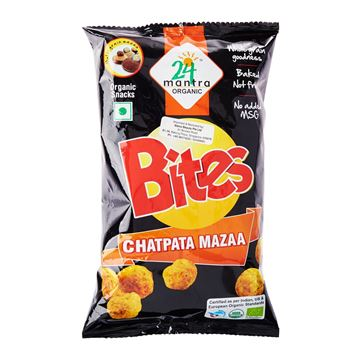 Picture of 24 MANTRA  Chatpata Mazaa Bites (Certified ORGANIC)
