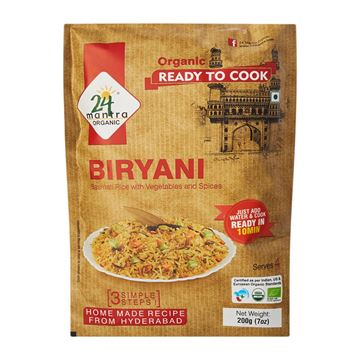 Picture of 24 MANTRA Briyani Ready to Cook (Certified ORGANIC)