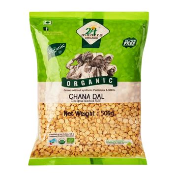 Picture of 24 MANTRA Channa Dal (Certified ORGANIC)