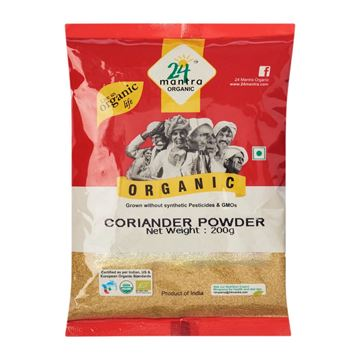 Picture of 24 MANTRA Coriander Powder (Certified ORGANIC)