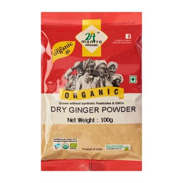 Picture of 24 MANTRA Dry Ginger Powder  (Certified ORGANIC)