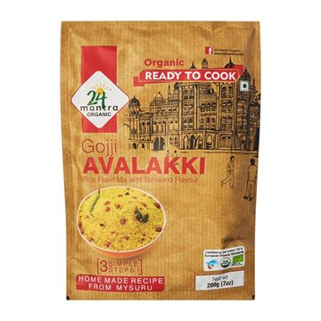 Picture of 24 MANTRA Gojji Avalakki Ready to Cook (Certified ORGANIC)