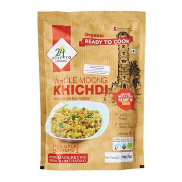 Picture of 24 MANTRA Kitchdi Ready to Cook (Certified ORGANIC)