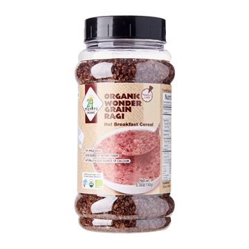 Picture of 24 MANTRA Ragi Flakes  (Certified ORGANIC)