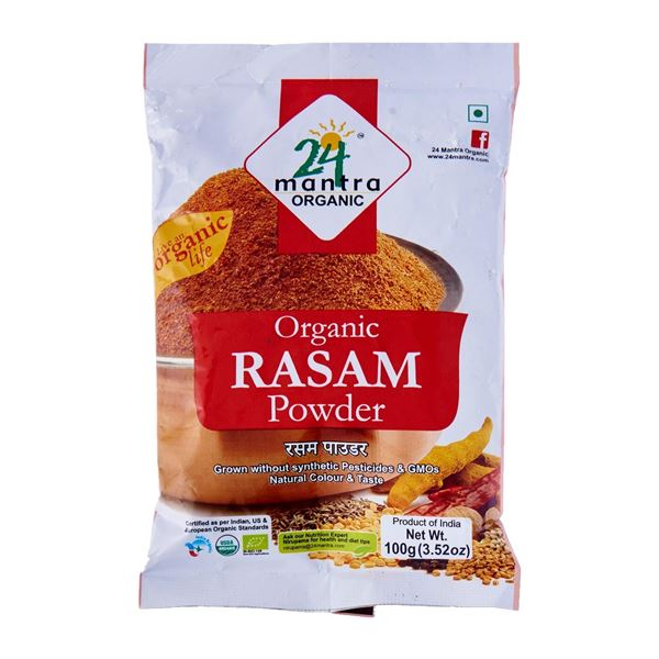 Picture of 24 MANTRA Rasam Powder (Certified ORGANIC)