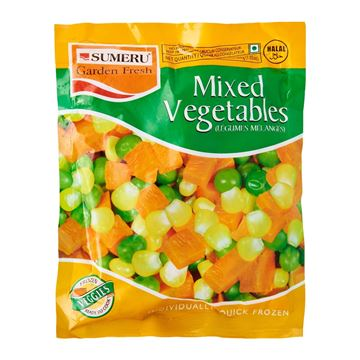 Picture of Sumeru Fresh Mixed Vegetables (Chilled)