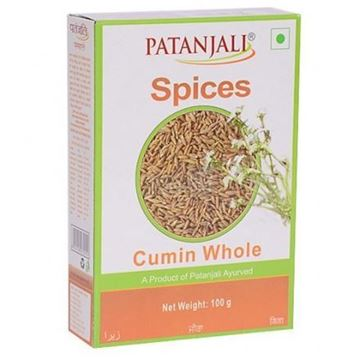 Picture of Patanjali Whole Cumin Seeds