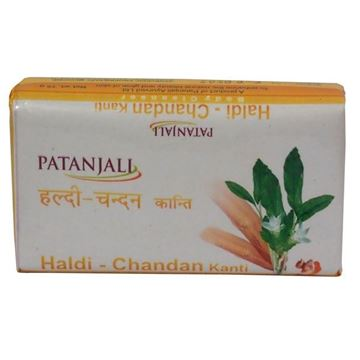 Picture of Patanjali Haldi Chandan Body Cleanser